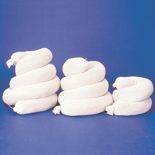 Universal oil absorbent socks