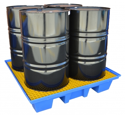 bunded drum pallet