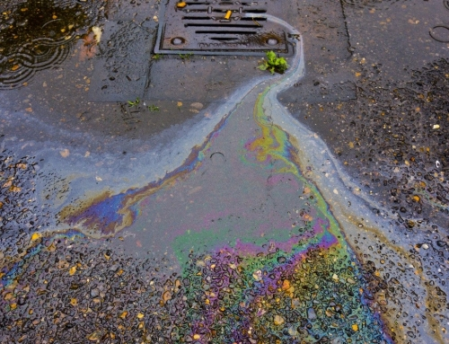 Don't risk environmental damage – protect your storm drains with effective spill containment