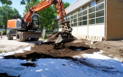 Remediation of your spills